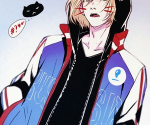 yuri on ice, yuri plisetsky, and anime image