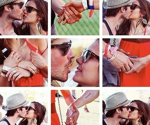 coachella, nian, and Collage image