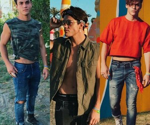 ethan, dolan, and twins image