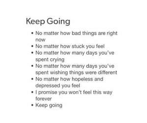 depressed, motivation, and nice image