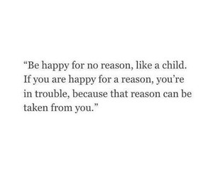 be, happy, and quotes image