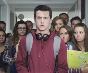 clay jensen, 13 reasons why, and netflix image