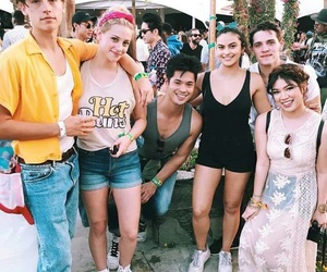 riverdale, camila mendes, and coachella image