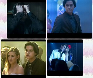 cole, rg, and riverdale image