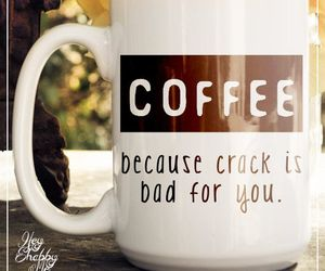 coffee cup, humor, and coffee mugs image