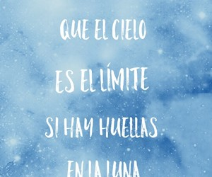 cielo, frases, and casi angeles image
