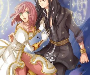 estelle, yuri, and tales of vesperia image