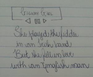 galway girl, ed sheeran, and ÷ image