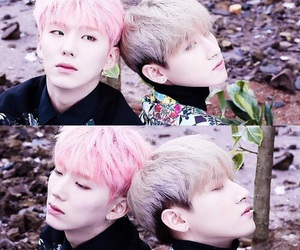 kihyun, changkyun, and aesthetic image