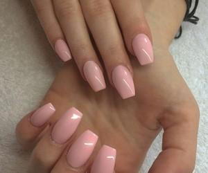 acryl, pink, and acrylic image