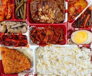 chinese food, food, and japanese food image