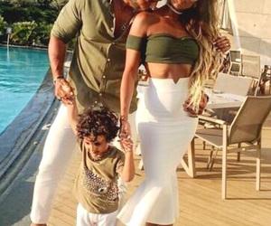 family goal and same dresses image