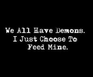 demon and quotes image