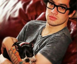 brendon urie, panic! at the disco, and tattoo image