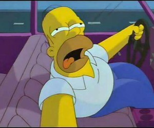 simpsons and homer simpson image