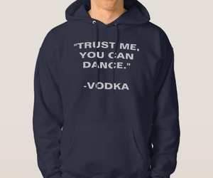 fashion, funny, and hoodie image