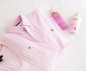 clothes, pink, and victoria secret image