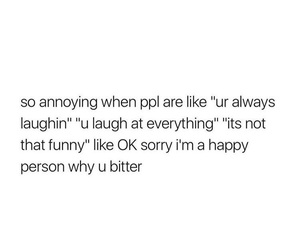 bitter, happy, and quotes image