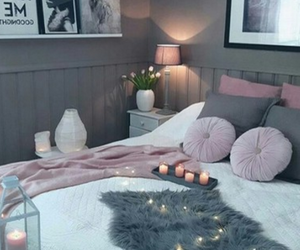bedroom, home, and yes image