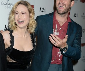 premiere, brie larson, and armie hammer image