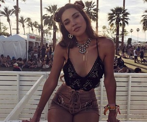 fashion, style, and coachella image