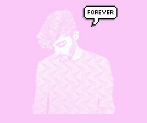 forever, iphone, and malik image
