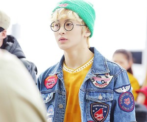 k-pop, lee mark, and nct 127 image