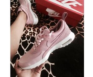 nike, pink, and nike pink image