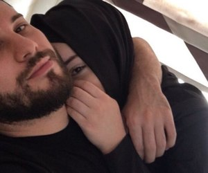 couple, islam, and love image