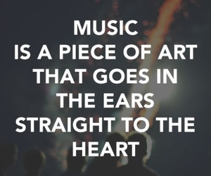 art, life, and music image