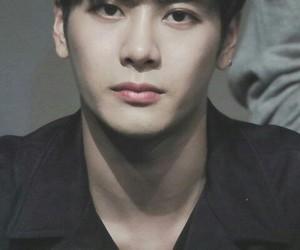 asian, k-pop, and jackson wang image