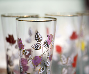 aesthetic, botanical, and cup image