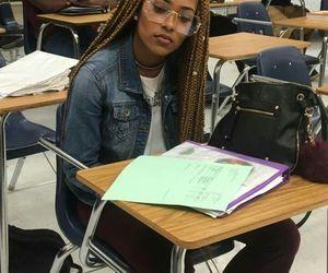braid and school image