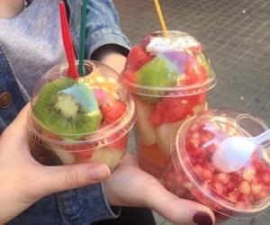 carefree, food, and kiwi image