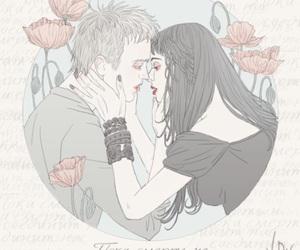 alternative, artsy, and boyfriend and girlfriend image