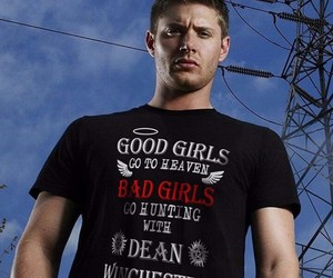 addicted, dean winchester, and girls image