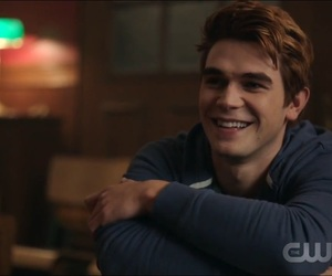 riverdale, kj apa, and archie andrews image