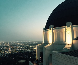 hollywood, los angeles, and night image