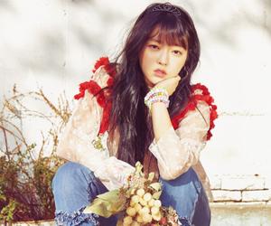 magazine, oh my girl, and ceci korea image