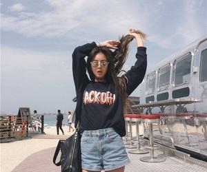 kfashion, fashion, and asian girl image