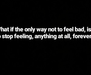 deep, feelings, and quotes image