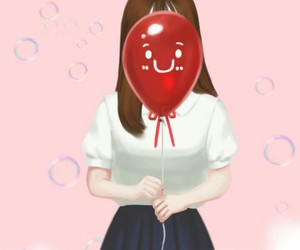 balloons, bubbles, and Enakei image
