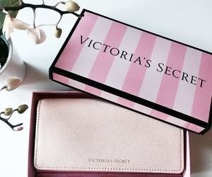 shopping, wallet, and victoriasecret image