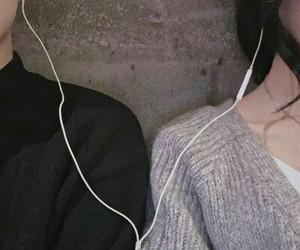couple, boy, and ulzzang image