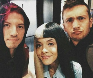 melanie martinez, twenty one pilots, and josh dun image