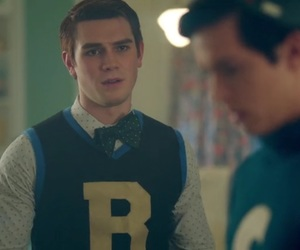 tv shows, archie andrews, and riverdale image