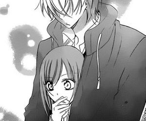 couple, manga, and yuki image