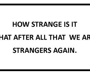 strangers image