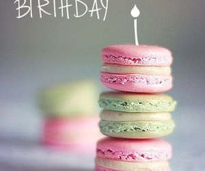 b-day, birthday, and candle image