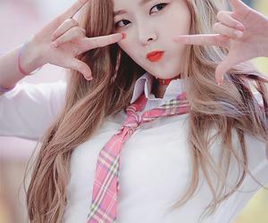 girl, eunwoo, and pristin image